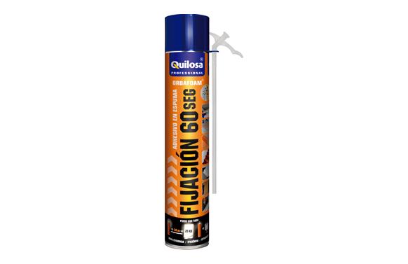 Adhesivo de montaje espuma orbafoam fijación 60 se 750 ml canula