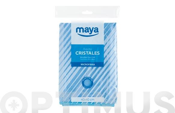 Bayeta microfibra especial cristales 40 x 40 cm