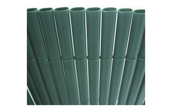 Cañizo sintetico pvc plasticane oval verde 1,5 x 3 m