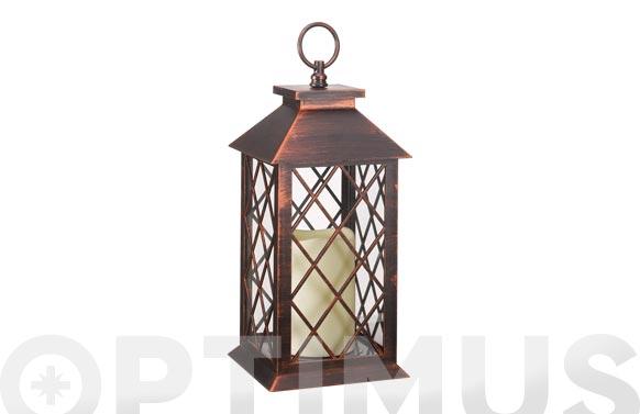 Farol decorativo lattice