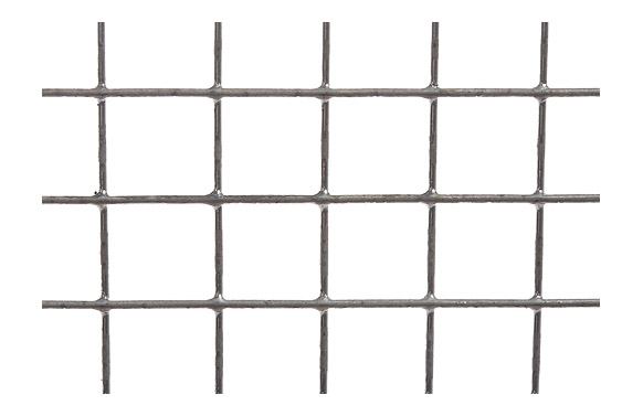 Malla electrosoldada galvanizada 19 x 19mm/ ø1.4mm 1 x 5 mt