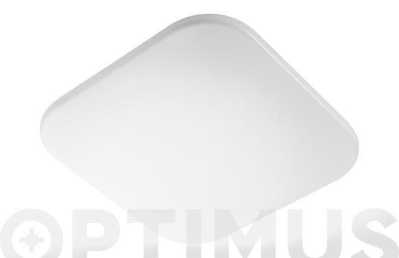 Plafon compacto led mauve 4000k - 2000lm 32,2 x 32,2 x 7,5