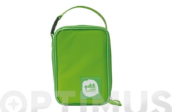 Bolso porta alimentos mini verde