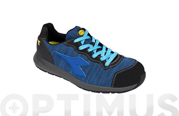 Zapato d-strike weave mds azul persa s1p src t 39