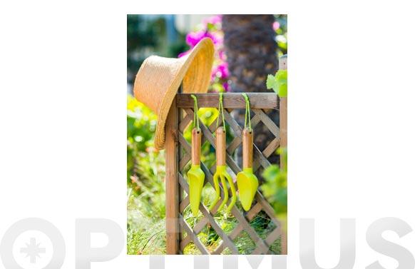 Herramientas cultivo jardin mini (set)