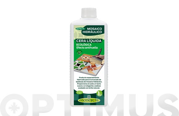 Cera liquida ecologica mosaico hidraulico 1 l
