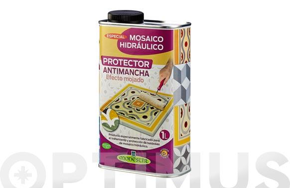 Protector antimanchas mosaico hidraulico 1 l efecto mojado