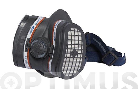 Mascara elipse a1 p3 rd para gases y polvos organi talla m/l filtro de recambio ref. spr-341