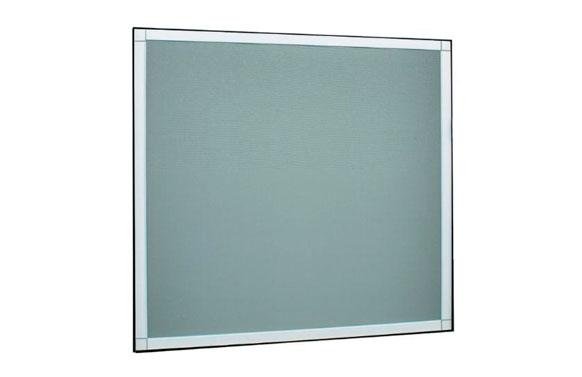 Mosquitera fija para ventana  120 x 120 cm blanca