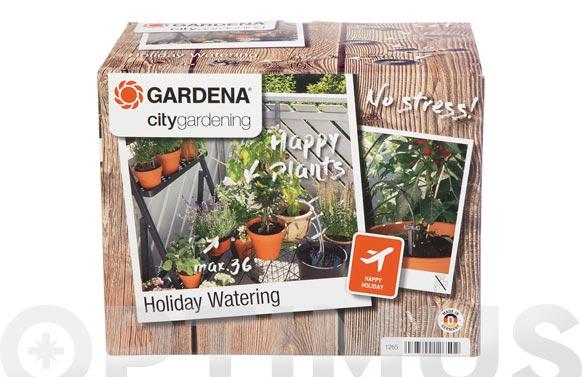 Riego automatico city gardening 36 macetas