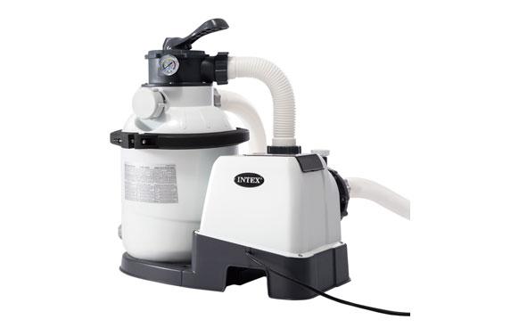 Bomba filtro arena electrica(220/240v) 4500 l/h