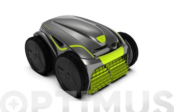 Limpiafondos automatico con carro y mando vortex gv 3520