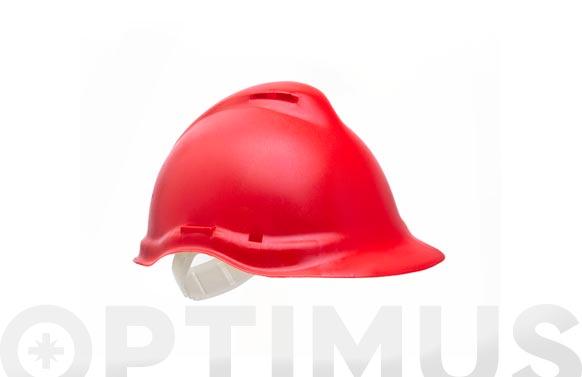 Casco jumbo v3 rojo