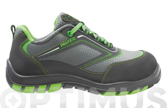 Zapato nairobi verde s3 t 47