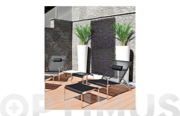 Jardin vertical artificial lavanda 100 x 100 cm