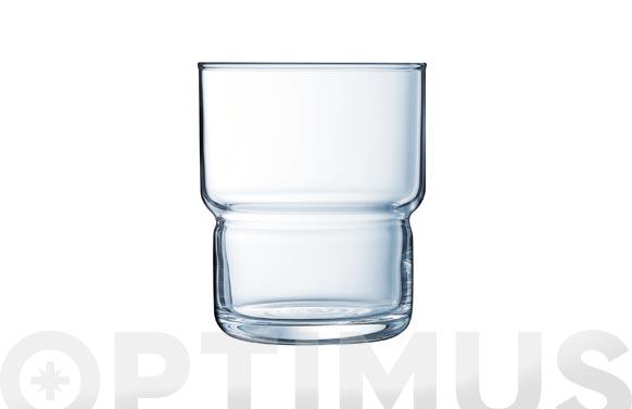 Vaso cristal apilable funambule 27 cl