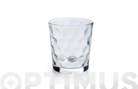 Vaso cristal kata set 6 uds 26 cl