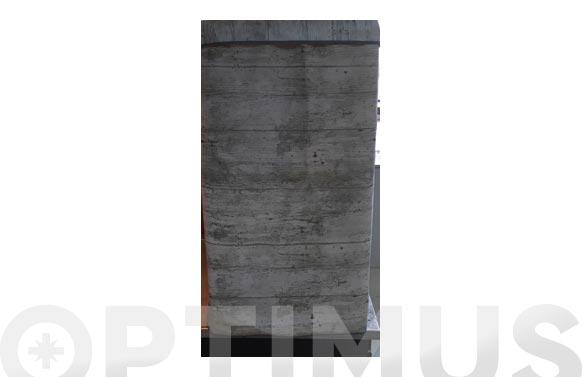 Funda lavadora carga superior madera blanca 52 x 56 x 81 cm