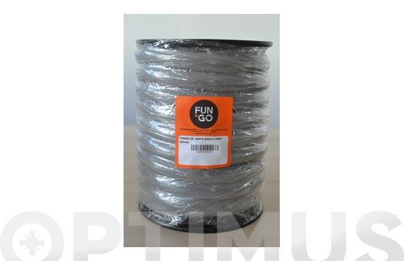 Cordon fondo de junta (rollo 20 m) ø 30 mm gris
