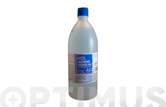 Alcohol etilico 96. 1 l