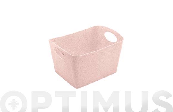Cesta boxxx s rosa organic 1l