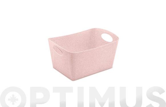 Cesta boxxx m rosa organic 3,5 l