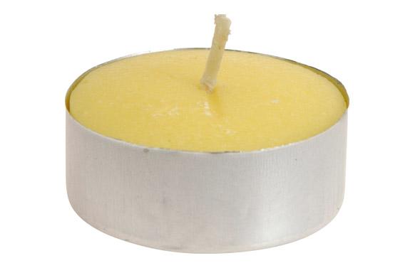 Vela citronela calientaplatos (15 uds)