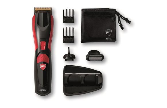 Afeitadora barba/cuerpo/cara grooming kit