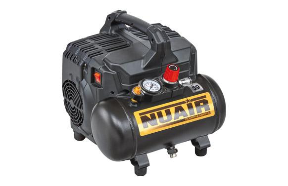 Compresor sin aceite siltek+ 1 hp-6l