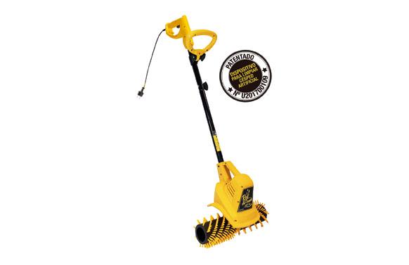 Limpiadora cesped artificial roll&comb 141 e-v19