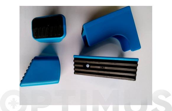 Taco plastico para taburete escalera kylate juego 4 pzs