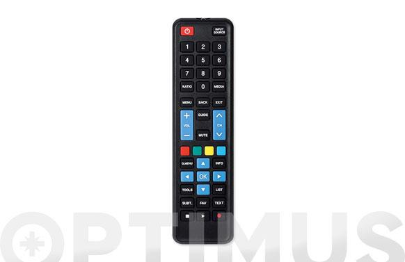 Mando a distancia programado para tv philips