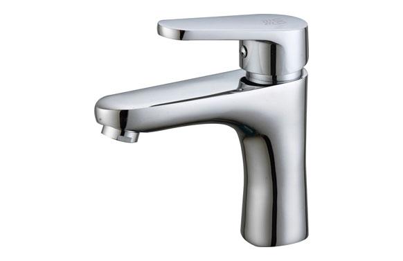 Monomando serie bidasoa cromo lavabo