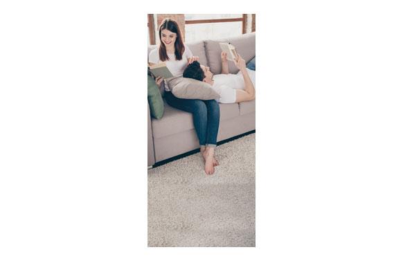 Calefactor torre ceramico oscilante timer y mando  1000/2000 w blanco