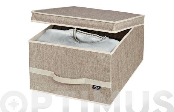 Caja guarda ropa l maison  38 x 50 x 24 cm