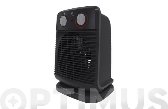 Calefactor vertical oscilante 1000w/2000w