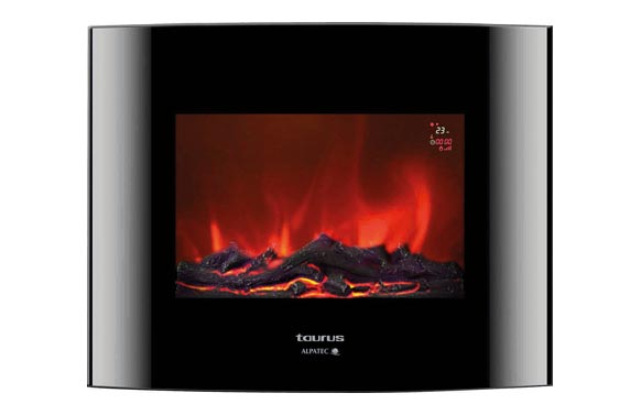 Chimenea electrica fireplace toronto p