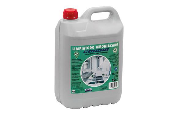 Limpiador amoniacado profesional 5 l