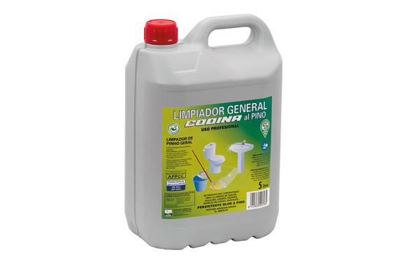 Limpiador potente al pino profesional 5 l