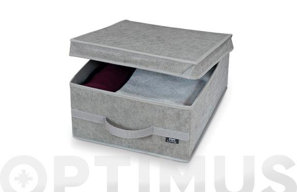 Caja guarda ropa stone m 35 x 45 x 18 cm