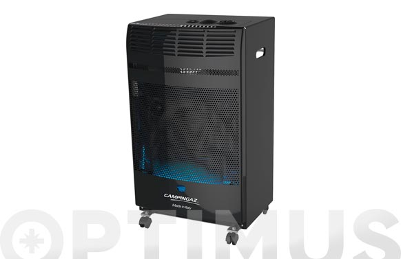 Estufa gas llama azul negro 4.2 kw bf5000