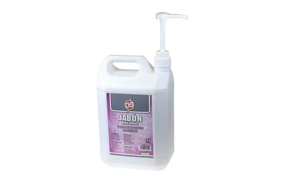Jabon para manos crema con microesferas 5 l con dosificador