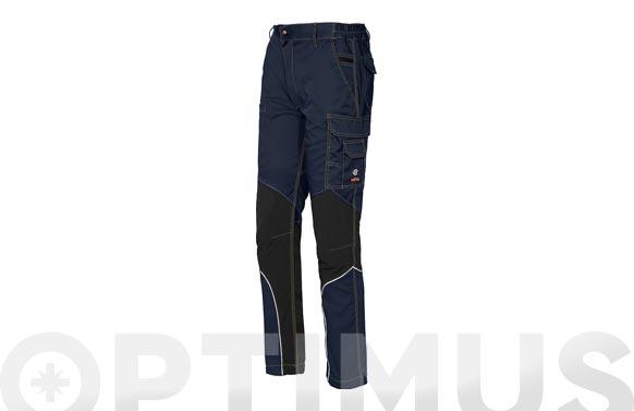 Pantalon stretch extreme t xxl azul
