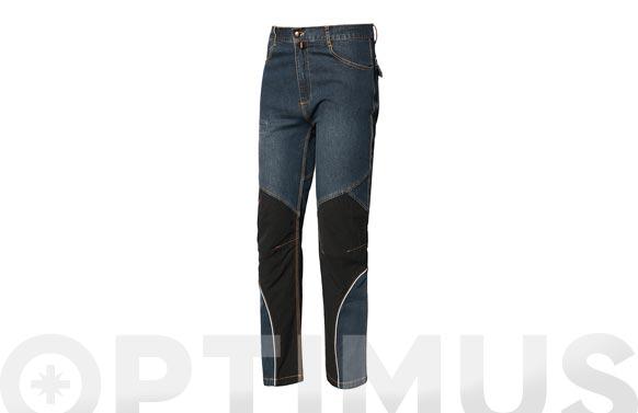 Pantalon jeans extreme azul t m