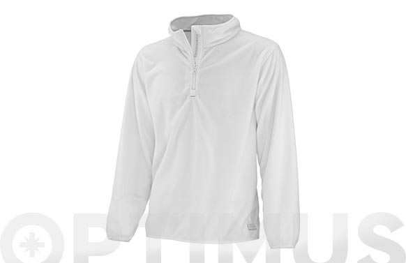 "Jersey de forro polar ""artic"" t s blanco"