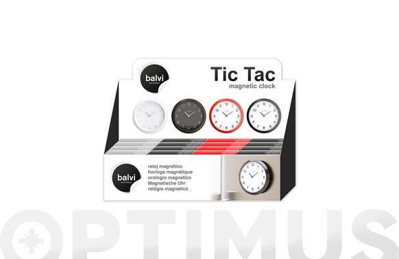 Reloj magnetico mini tic tac surtido
