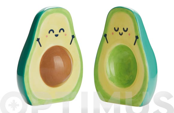 Sal y pimienta set mr wonderful aguacate