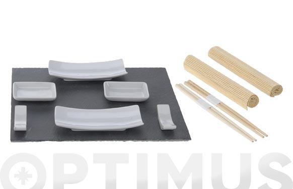 Sushi set regalo 11 piezas