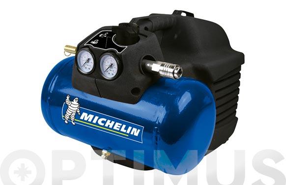 Compresor coaxial sin aceite 1,5 cv 1,5 hp 6 l