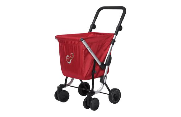 Carro compra 4 ruedas gir we go basic rojo